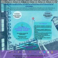 Quedan pocos días para el V Seminario Internacional de Prácticas Pedagógicas en Contextos de Encierro